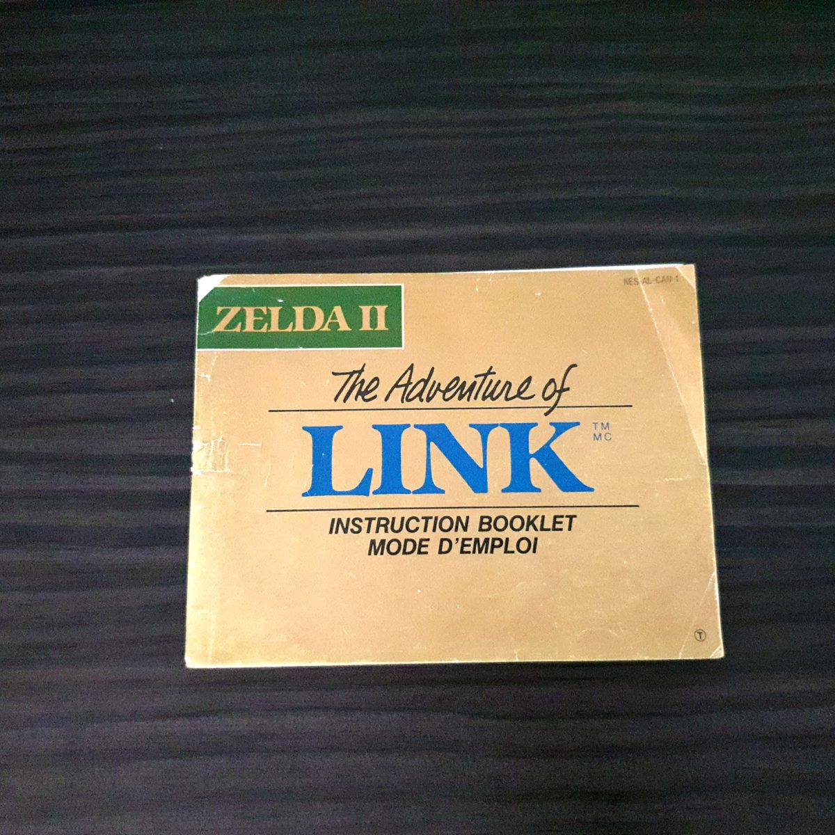 The Adventure of Link NES Canada 1 (1)
