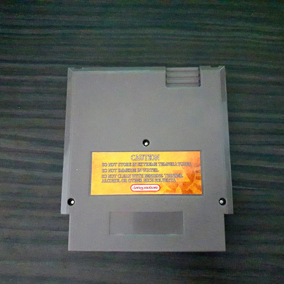 The Legend of Zelda Journey of a Day ClarkyCreations NES