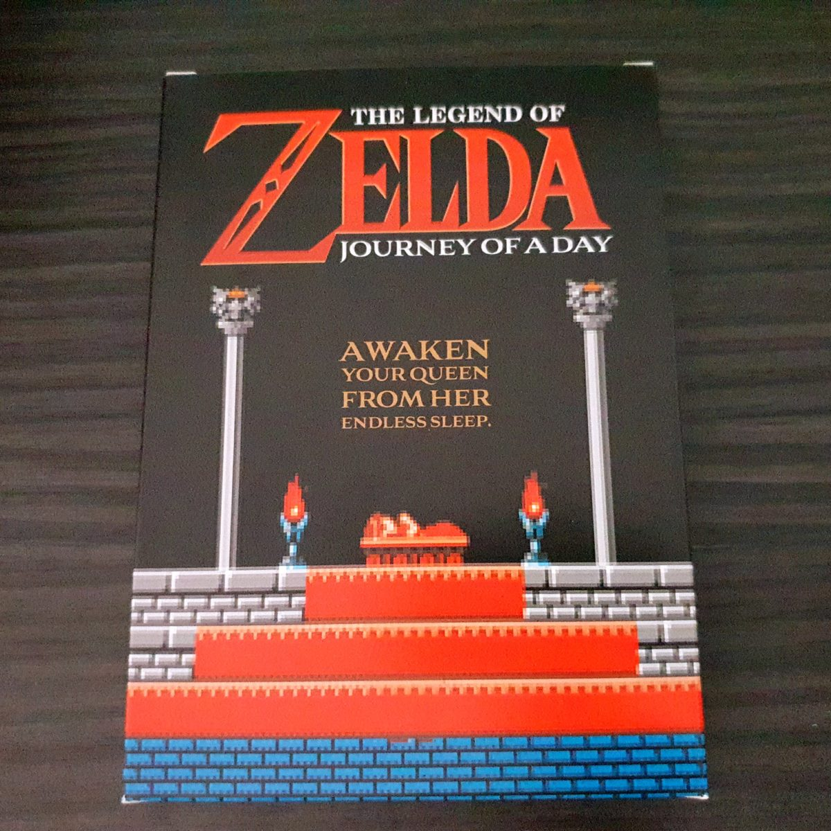The Legend of Zelda Journey of a Day FlashBack NES