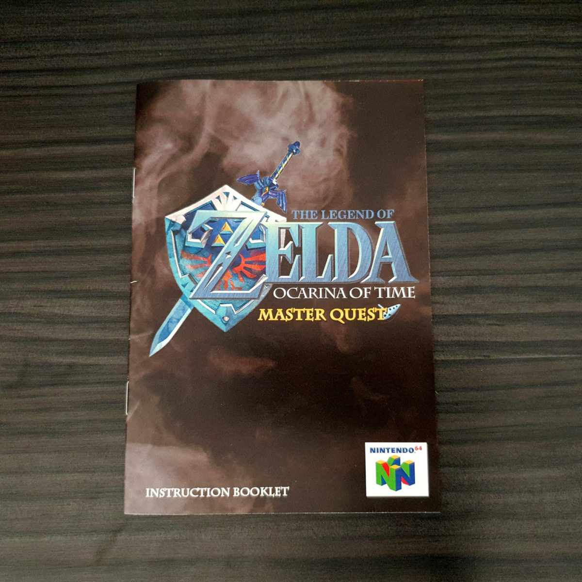 The Legend of Zelda – Ocarina of Time Master Quest – ZeldaCollection com