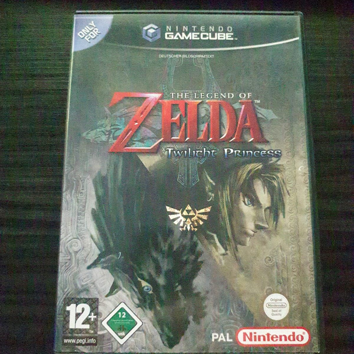 The Legend of Zelda Twilight Princess Germany GameCube