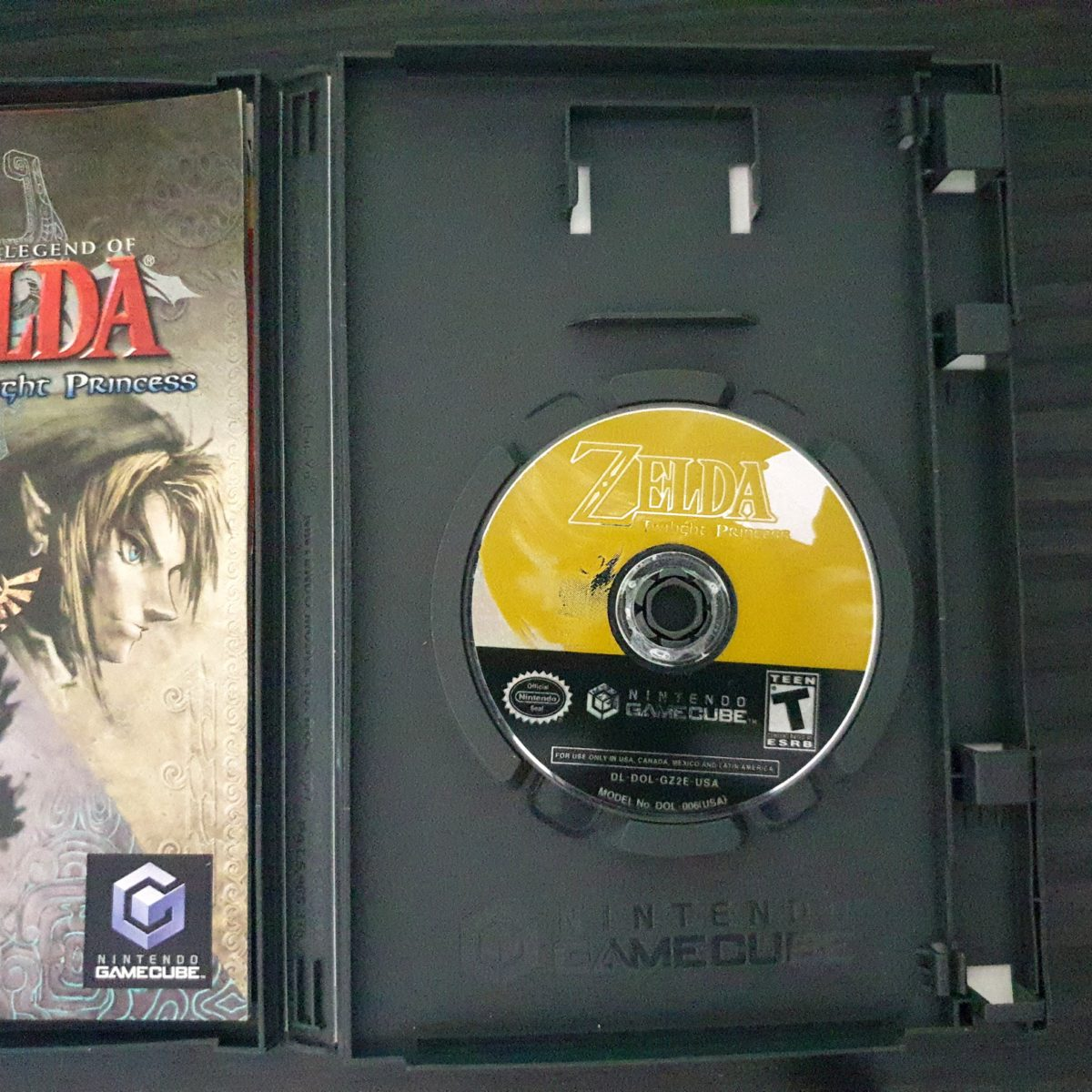 The Legend of Zelda Twilight Princess USA (1)