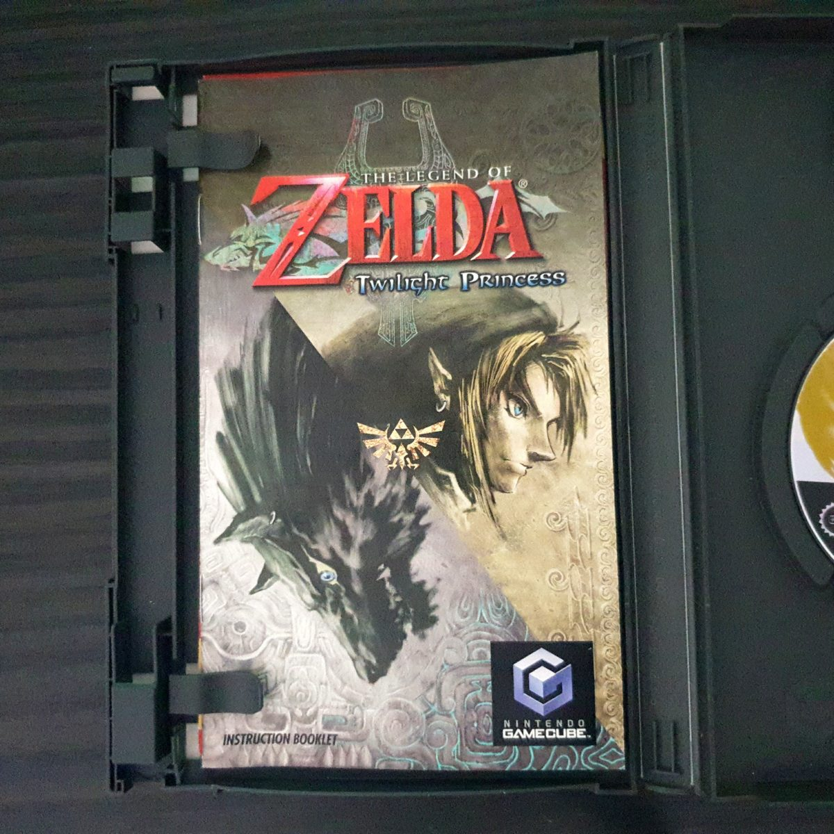 The Legend of Zelda Twilight Princess USA (2)