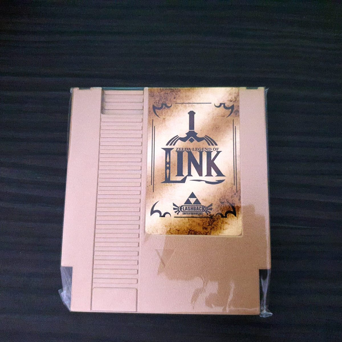 Zelda The Legend of Link NES FlashBack