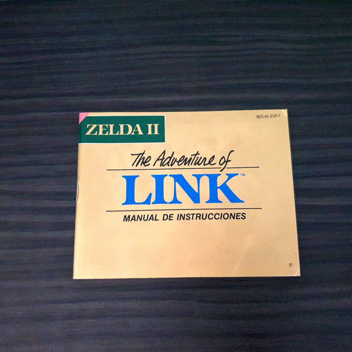 the Adventure of Link NES Spain Spaco (2)