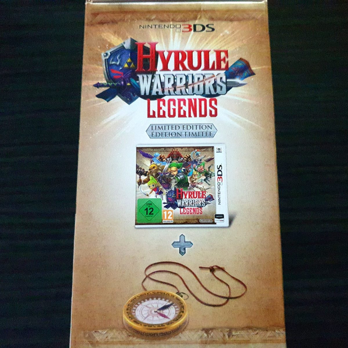 Hyrule Warriors Legends Limited Edition Europe
