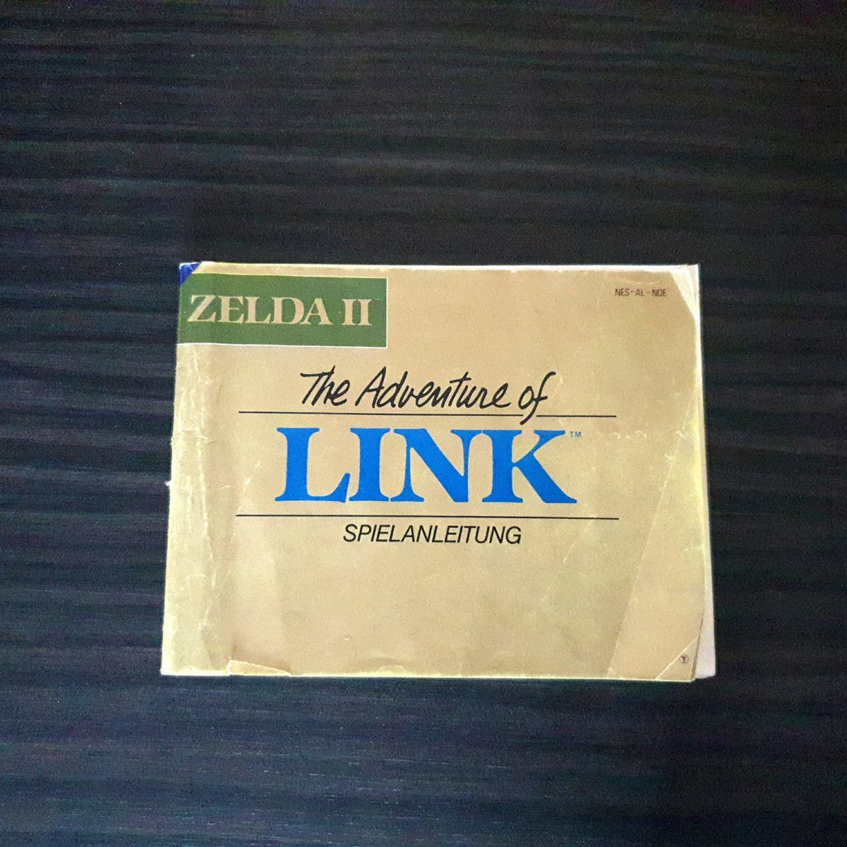 The Adventure of Link NES Germany (6)