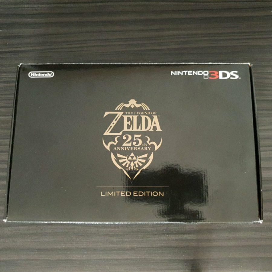 The Legend of Zelda 25th Anniversary Ocarina of Time 3DS Japan