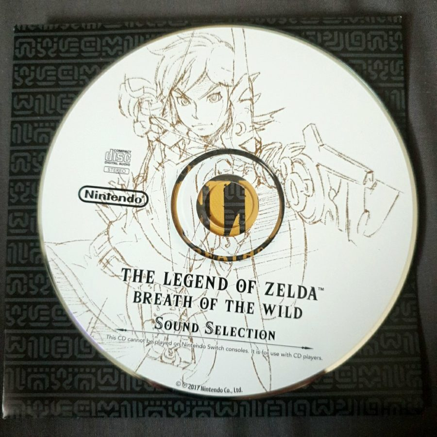 The Legend of Zelda Breath of The Wild - Limited Edition - Nintendo Switch - Australia