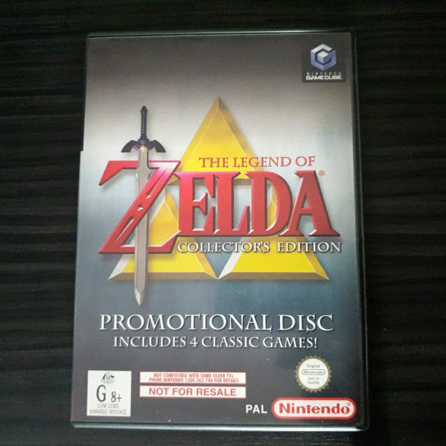 The Legend of Zelda Collectors Edition Australia