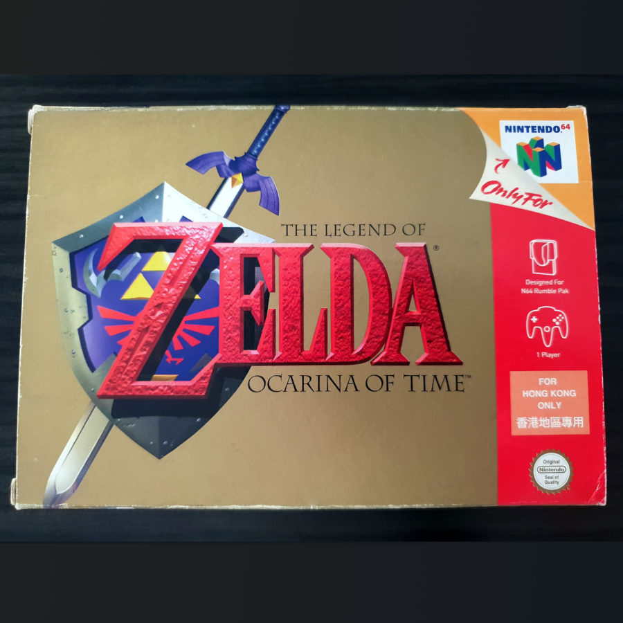 The Legend of Zelda Ocarina of Time Nintendo 64 For Taiwan Only (10)