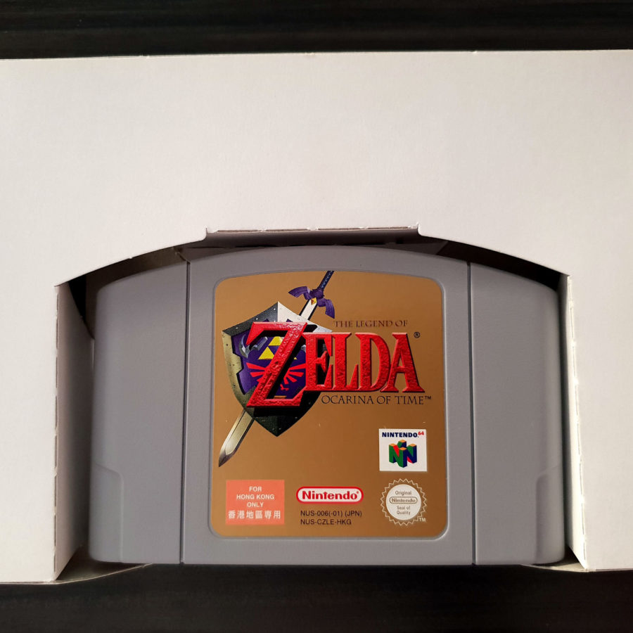The Legend of Zelda Ocarina of Time Nintendo 64 For Taiwan Only (8)