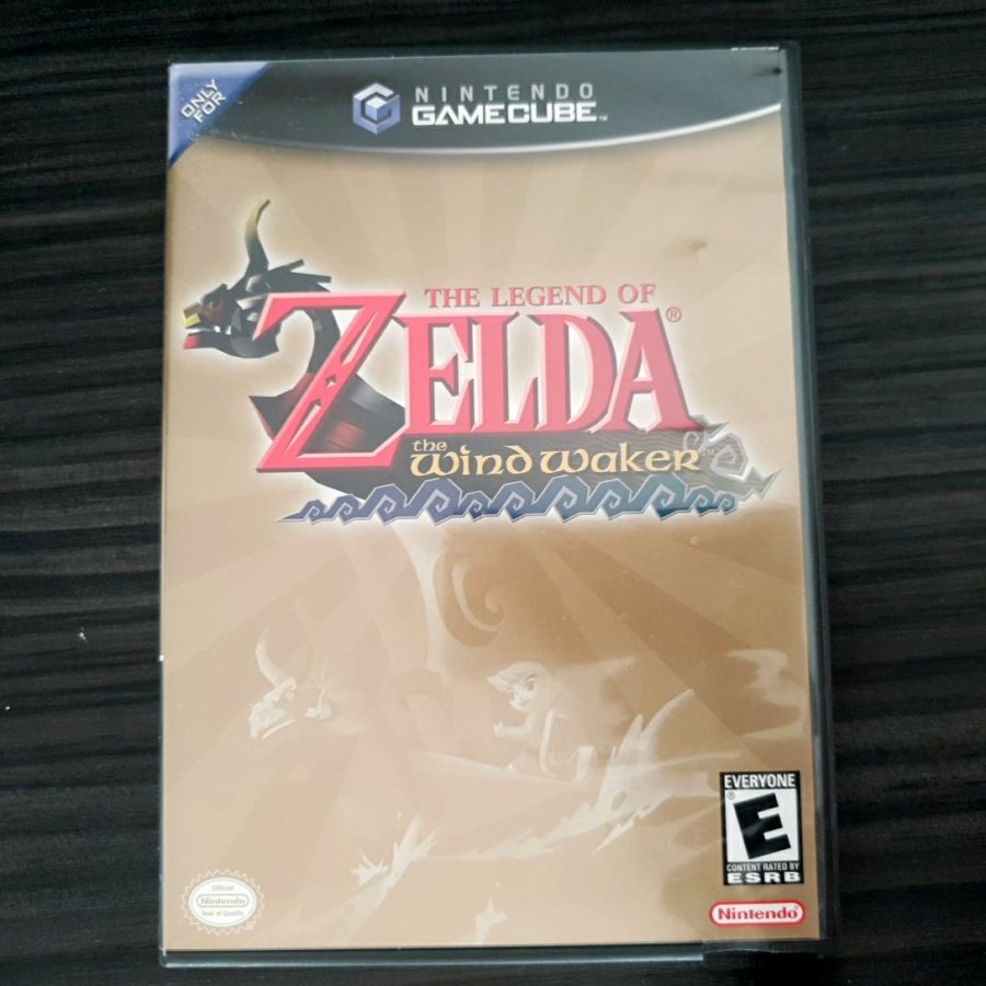 The Legend of Zelda The Wind Waker GameCube USA