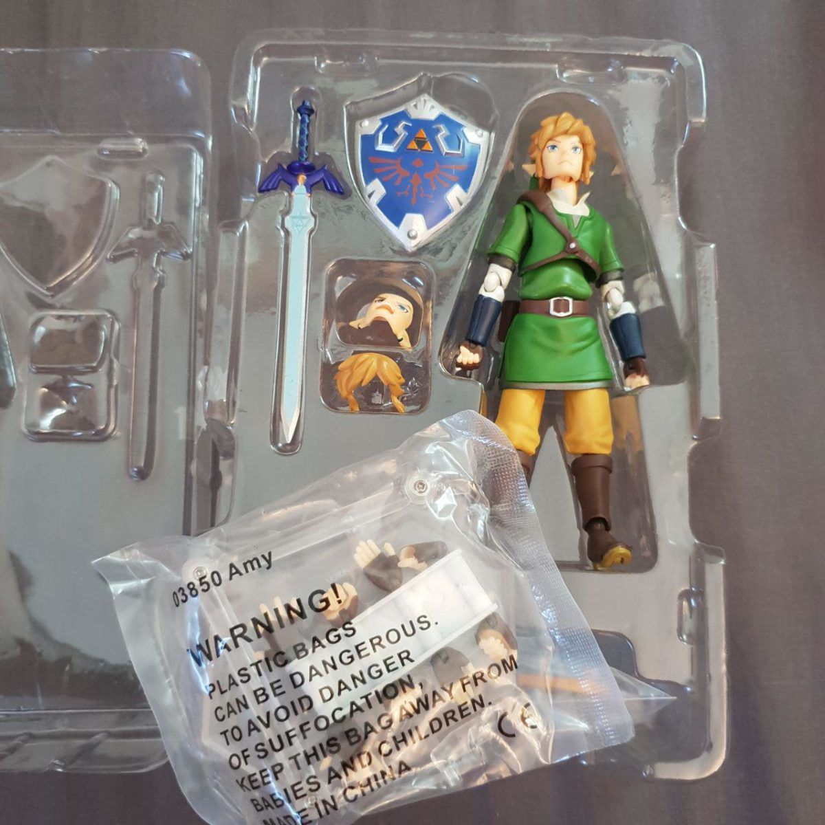 Zelda The Legend of Link Collectors Edition FlashBackGames NES Hack