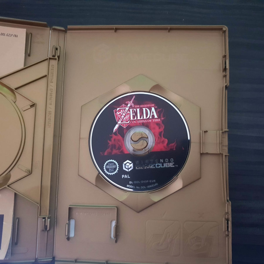 The Legend of Zelda The Wind Waker France GameCube