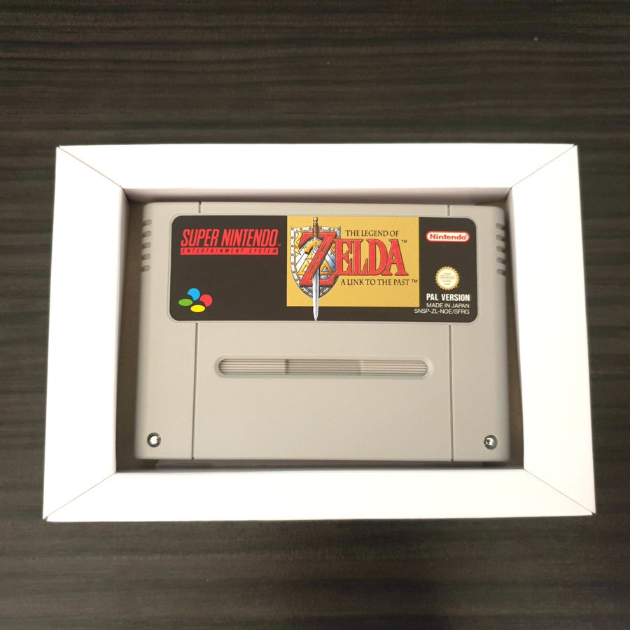 The Legend of Zelda a Link to The Past SNES Germany Classics (5)