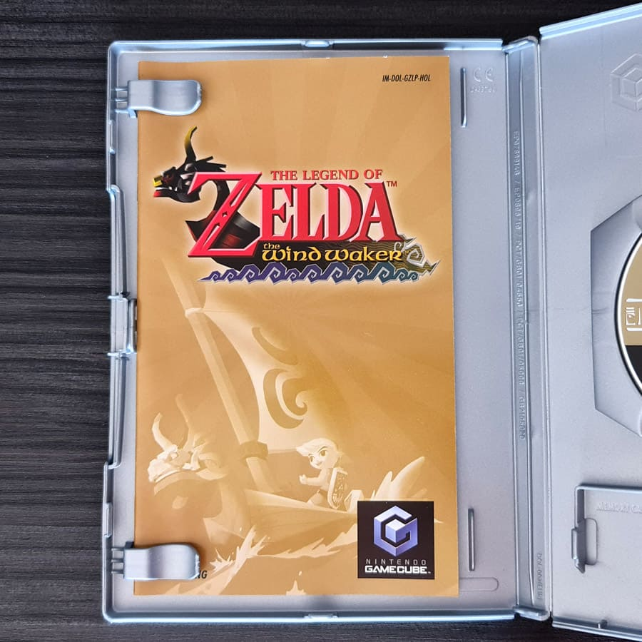 The Legend of Zelda - The Wind Waker GameCube Netherlands - Players Choice